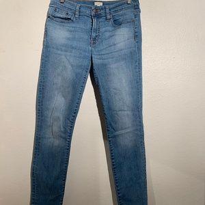 J Crew Women's Skinny Jeans